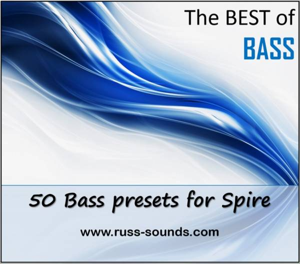 Sounds & presets for spire